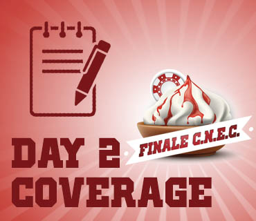 Coverage Finale CNEC 2018 Day 2
