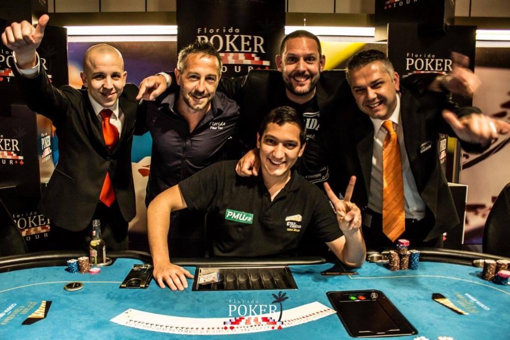 Club One Casino Poker Tournaments