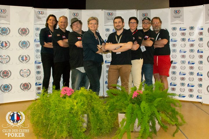 Le Club des Clubs de Poker Finale CNEC 2019