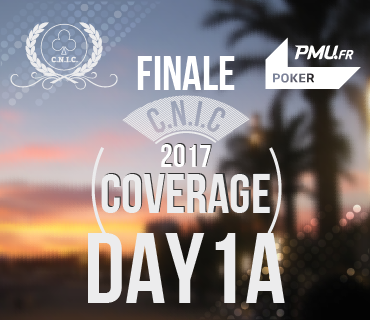 Coverage Finale CNIC 2017 Day 1