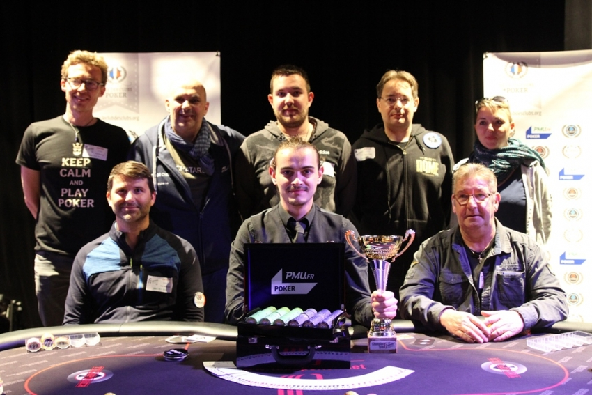 La Table Finale du Short Handed Championship